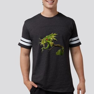 Ruby Leaf Dragon T-Shirt