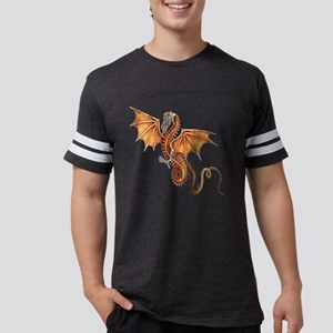 dragon10 Mens Football Shirt