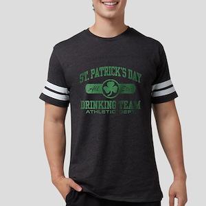 81b748166 Funny St Patricks Day Men's Football Tees - CafePress