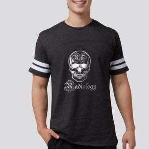 2c3626d6 Radiology Skull X-Ray, Monogram RT Rad T-Shirt