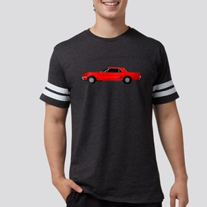 Ford Mustang Mens Football Shirt