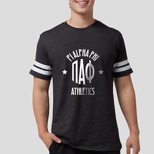 Pi Alpha Phi Athletics Mens Football T-Shirts