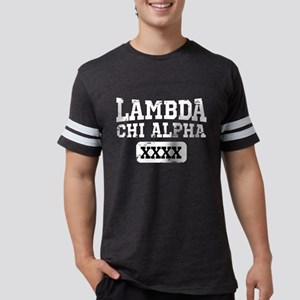 Lambda Chi Alpha Athletics Per Mens Football Shirt