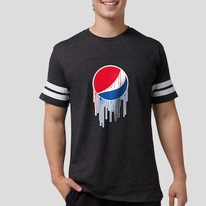 Pepsi Varsity Drip Mens Football Shirt