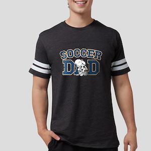 Snoopy - Soccer Dad Mens Football Shirt