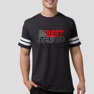 Best Stepdad Mens Football Shirt