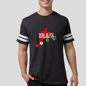 Iran Football Player Mens Football Shirt