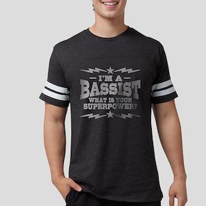 Funny Bassist Women's Dark T-Shirt