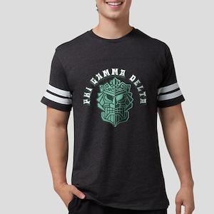 Phi Gamma Delta Beach Mens Football Shirt