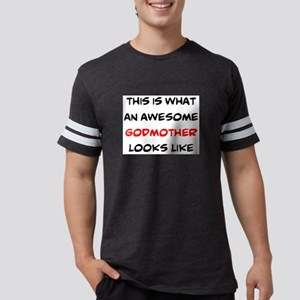 awesome godmother Mens Football Shirt