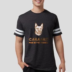 Canaan DogB Mens Football Shirt