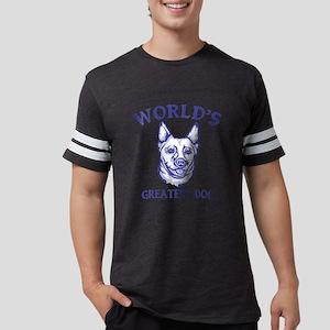 Canaan DogH Mens Football Shirt