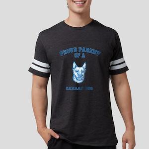 Canaan DogD Mens Football Shirt