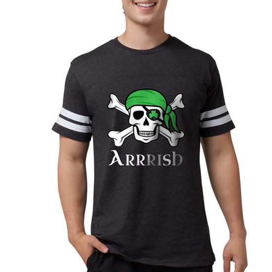 Irish Pirate - Arrrish