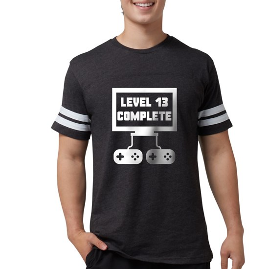 Level 13 Complete 13th Birthday