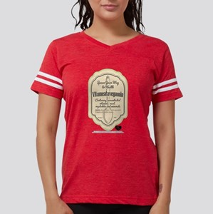 Lucy Spoon Your Way to Healt Womens Football Shirt