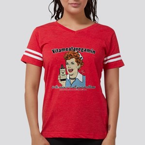 Lucy Answer to All Your Prob Womens Football Shirt