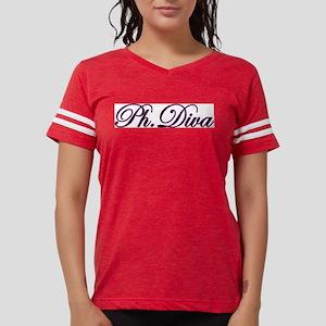 82eaba84bb Funny Phd. Ph. Diva T-Shirt