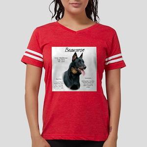 Beauceron Womens Football Shirt