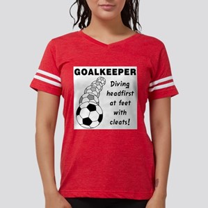 Soccer Goalkeeper Women's T-Shirt