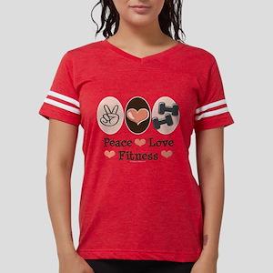 Peace Love Fitness T-Shirt