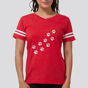Paw Prints To My Hear T-Shirt