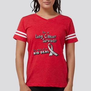 Lung Cancer Survivors ARE a big deal! T-Shirt