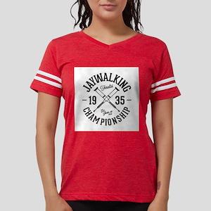 Jaywalker Seal Womens Football Shirt