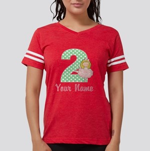2nd Birthday Ballet Womens Football Shirt