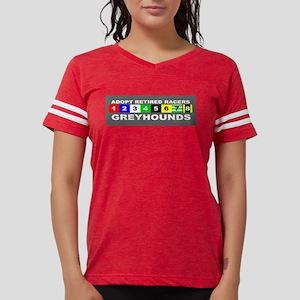 adopt retired greyhounds T-Shirt
