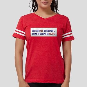 2-Liberal_white_10x3 T-Shirt