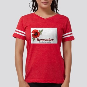 Remember Poppy Women's Light T-Shirt