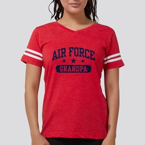 airforcegrandpa222 Womens Football Shirt