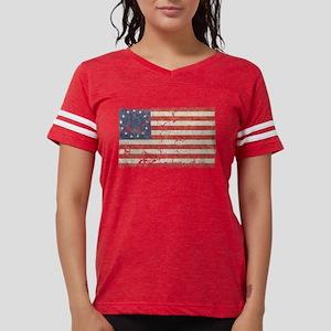 13 Colonies US Flag Distresse T-Shirt