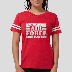 airforcedadx Womens Football Shirt