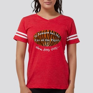 Jensen Tiger Women's Dark T-Shirt