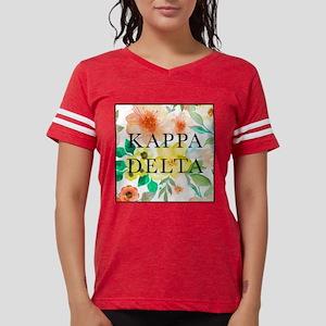 Kappa Delta Floral Womens Football Shirt