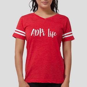 Alpha Delta Pi Life Womens Football Shirt
