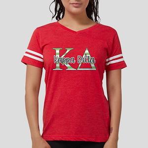 Kappa Delta Letters Womens Football Shirt