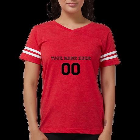 Personalized Baseball Womens Football Shirt