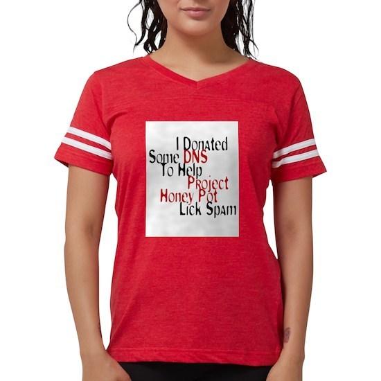 i_donated_some_dns Womens Football Shirt i_donated_some_dns Womens Football  Shirt by Admin_CP2631727 - CafePress