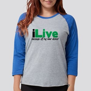 iLive Liver Long Sleeve T-Shirt