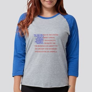 United States Constitution Long Sleeve T-Shirt
