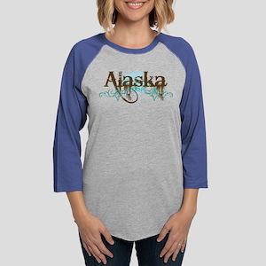 ALASKA grunge Long Sleeve T-Shirt