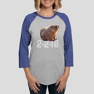 2218 groundhog Long Sleeve T-Shirt