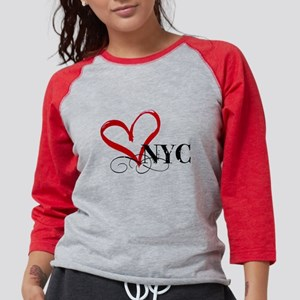 LOVE NYC FANCY Long Sleeve T-Shirt