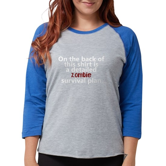 Zombie survival plan