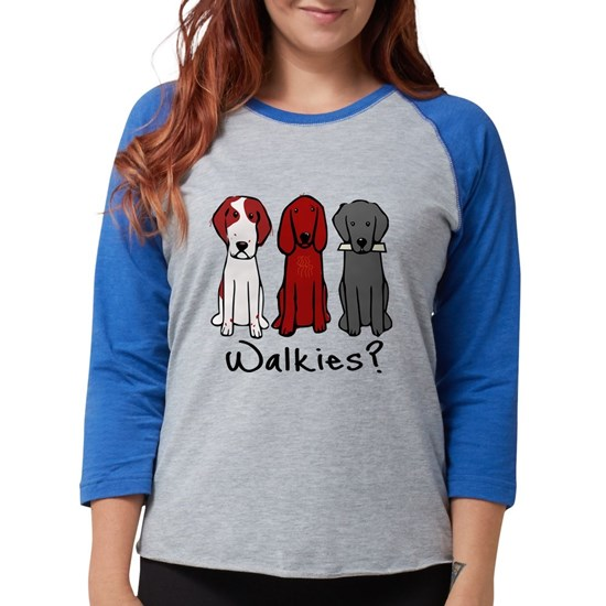 Walkies? (Three dogs)