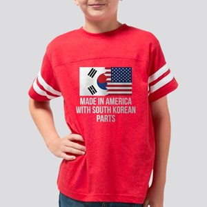 Made In America With South Korean Parts Youth Foot