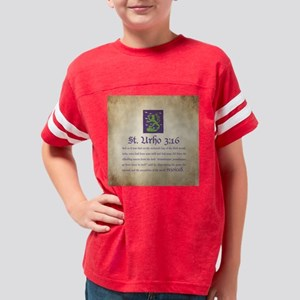 sturho316-keepsake Youth Football Shirt